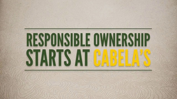 Cabela's TV Spot, 'Responsible Ownership' - Thumbnail 8