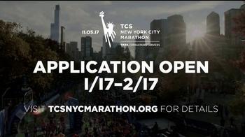 2017 TCS New York City Marathon TV Spot, 'Apply to Run' - Thumbnail 10