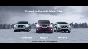 2017 Nissan Rogue TV Spot, 'Against the Snowmen' [T1] - Thumbnail 9