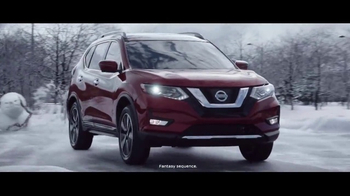2017 Nissan Rogue TV Spot, 'Against the Snowmen' [T1] - Thumbnail 3