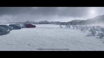 2017 Nissan Rogue TV Spot, 'Against the Snowmen' [T1] - Thumbnail 4