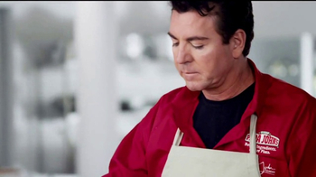 Papa John's Heart-Shaped Pizza TV Spot, 'Valentine's Day Surprises' - Thumbnail 2