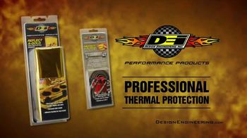 Design Engineering TV Spot, 'Thermal Protection' - Thumbnail 3