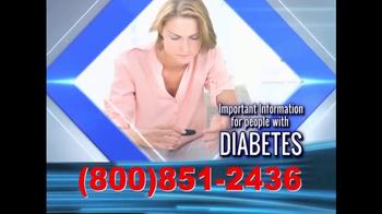 Diabetes Solution Center TV Spot, 'Important New Information'
