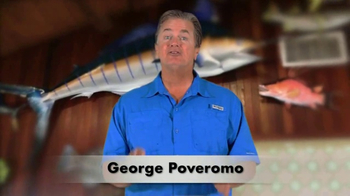 King Sailfish Mounts TV Spot, 'Match Your Catch' Featuring George Poveromo