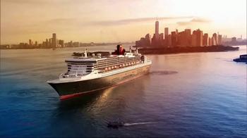 Cunard TV Spot, 'Everything You Wanted' - Thumbnail 1