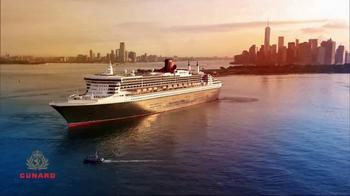 Cunard TV Spot, 'Everything You Wanted' - Thumbnail 2