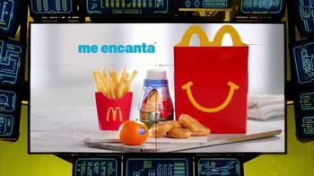 McDonald's Happy Meal TV Spot, 'The LEGO Batman Movie' [Spanish] - Thumbnail 9