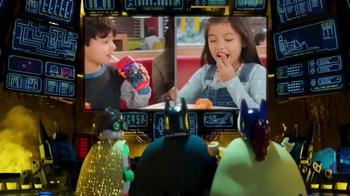 McDonald's Happy Meal TV Spot, 'The LEGO Batman Movie' [Spanish] - 284 commercial airings