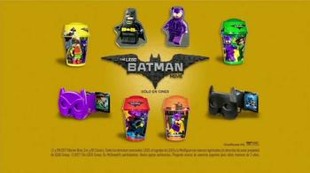 McDonald's Happy Meal TV Spot, 'The LEGO Batman Movie' [Spanish] - Thumbnail 7