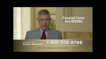Lincoln Heritage Funeral Advantage TV Spot, 'Devastating' - Thumbnail 4