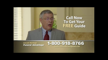 Lincoln Heritage Funeral Advantage TV Spot, 'Devastating' - Thumbnail 8