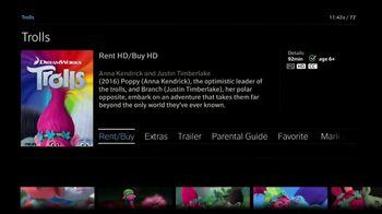 XFINITY On Demand TV Spot, 'Trolls' Song by Anna Kendrick, Gwen Stefani - Thumbnail 9