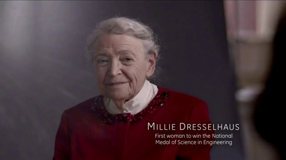 General Electric TV Commercial, 'What If Scientists Were Celebrities?'