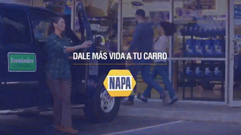 NAPA Auto Parts TV Spot, 'La camioneta' [Spanish] - Thumbnail 7