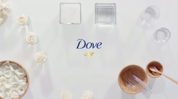 Dove Intensive Repair TV Spot, 'Roses'