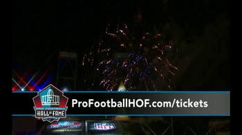 Pro Football Hall of Fame TV Spot, 'Class of 2017 Enshrinement' - Thumbnail 10
