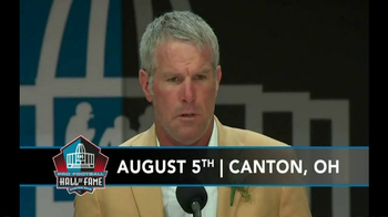 Pro Football Hall of Fame TV Spot, 'Class of 2017 Enshrinement'