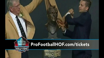 Pro Football Hall of Fame TV Spot, 'Class of 2017 Enshrinement' - Thumbnail 8
