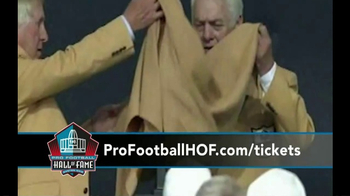 Pro Football Hall of Fame TV Spot, 'Class of 2017 Enshrinement' - Thumbnail 9