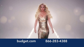 Budget Rent a Car TV Spot, 'Sporty SUV' Feat. Jessica Simpson - Thumbnail 1