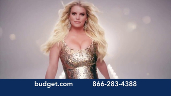Budget Rent a Car TV Spot, \'Sporty SUV\' Feat. Jessica Simpson