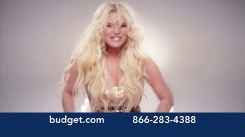 Budget Rent a Car TV Spot, 'Sporty SUV' Feat. Jessica Simpson - Thumbnail 3