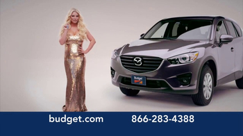 Budget Rent a Car TV Spot, 'Sporty SUV' Feat. Jessica Simpson - Thumbnail 6