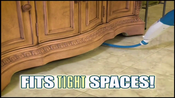 Hurricane Triple Spin Mop TV Spot, 'Fastest Cleanup Ever' - Thumbnail 4