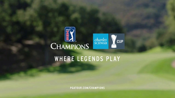 PGA TOUR Champions TV Spot, 'Action' Featuring Alfonso Ribeiro - Thumbnail 9