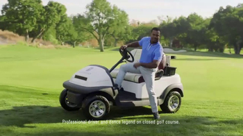 PGA TOUR Champions TV Spot, 'Action' Featuring Alfonso Ribeiro - 121 commercial airings