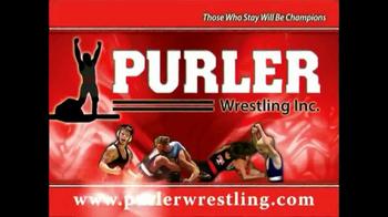 Purler Wrestling TV Spot, 'Final Product' - Thumbnail 1