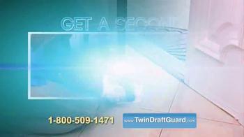 Twin Draft Guard TV Spot, 'Out the Door' - Thumbnail 9