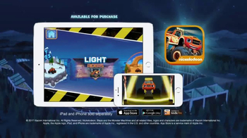 Blaze and the Monster Machines App TV Spot, 'Light Riders' - Thumbnail 9