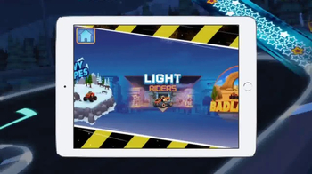 Blaze and the Monster Machines App TV Spot, 'Light Riders' - Thumbnail 1