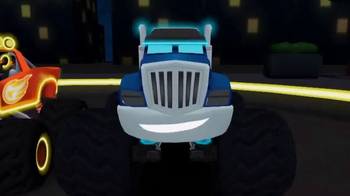 Blaze and the Monster Machines App TV Spot, 'Light Riders' - Thumbnail 6