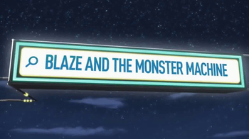 Blaze and the Monster Machines App TV Spot, 'Light Riders' - Thumbnail 8