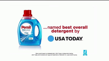 Persil ProClean TV Spot, 'Award-Winning' Song by Montell Jordan - Thumbnail 7