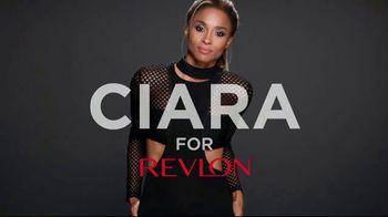 Revlon ColorStay Eye Collection TV Spot, 'Choose Love' Featuring Ciara