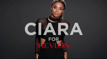 Revlon ColorStay Eye Collection TV Spot, 'Choose Love' Featuring Ciara