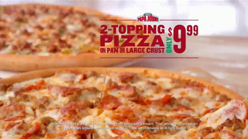 Papa John's TV Spot, 'Never Cut Corners' - Thumbnail 3