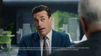 H&R Block With Watson TV Spot, 'More Money' Featuring Jon Hamm - Thumbnail 4