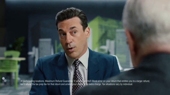 H&R Block With Watson TV Spot, 'More Money' Featuring Jon Hamm - Thumbnail 5