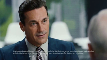 H&R Block With Watson TV Spot, 'More Money' Featuring Jon Hamm - Thumbnail 7