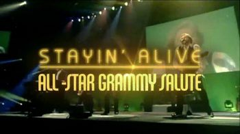 AXS.com TV Spot, 'Stayin' Alive: A Grammy Salute to the Bee Gees'
