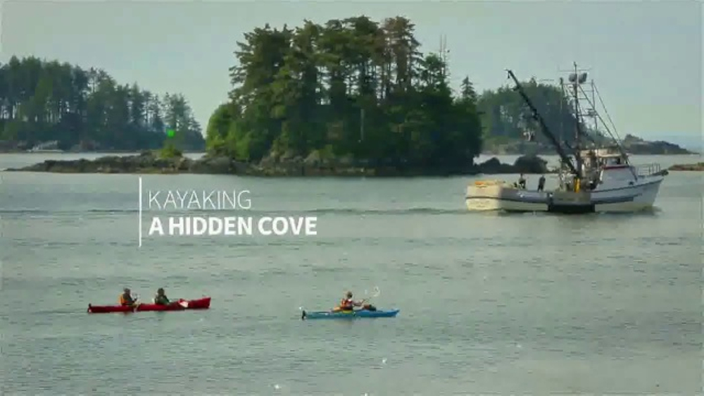 In Touch Alaska Cruise TV Commercial, 'It's Time'