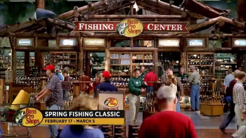 Bass Pro Shops Spring Fever Sale TV Spot, 'Fleece & Spring Fishing Classic' - Thumbnail 4