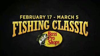 Bass Pro Shops Spring Fever Sale TV Spot, 'Fleece & Spring Fishing Classic'