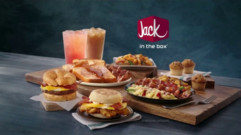 Jack in the Box Grilled French Toast Plate TV Spot, 'Lucha libre' [Spanish] - Thumbnail 10