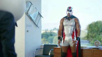 Jack in the Box Grilled French Toast Plate TV Spot, 'Lucha libre' [Spanish] - 2 commercial airings
